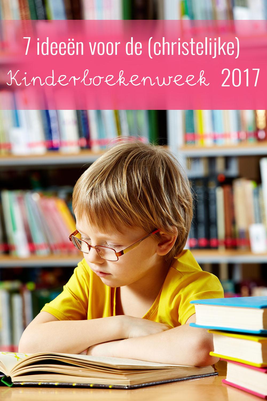 7 ideeën voor de (christelijke) Kinderboekenweek 2017