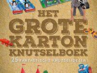Review: Het grote karton knutselboek