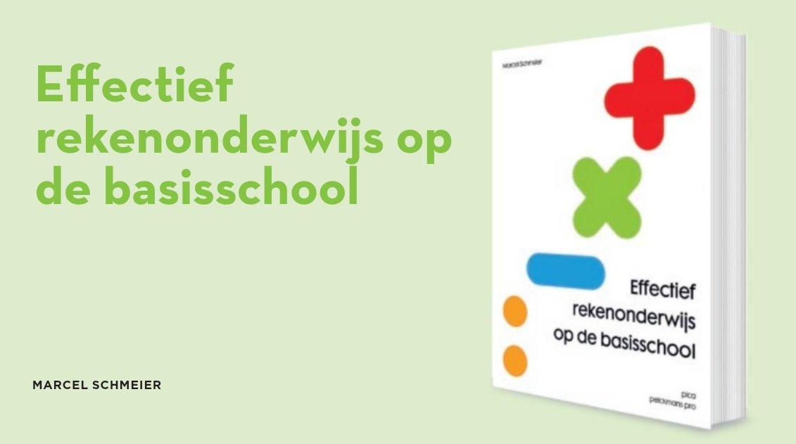 Review: Effectief rekenonderwijs op de basisschool