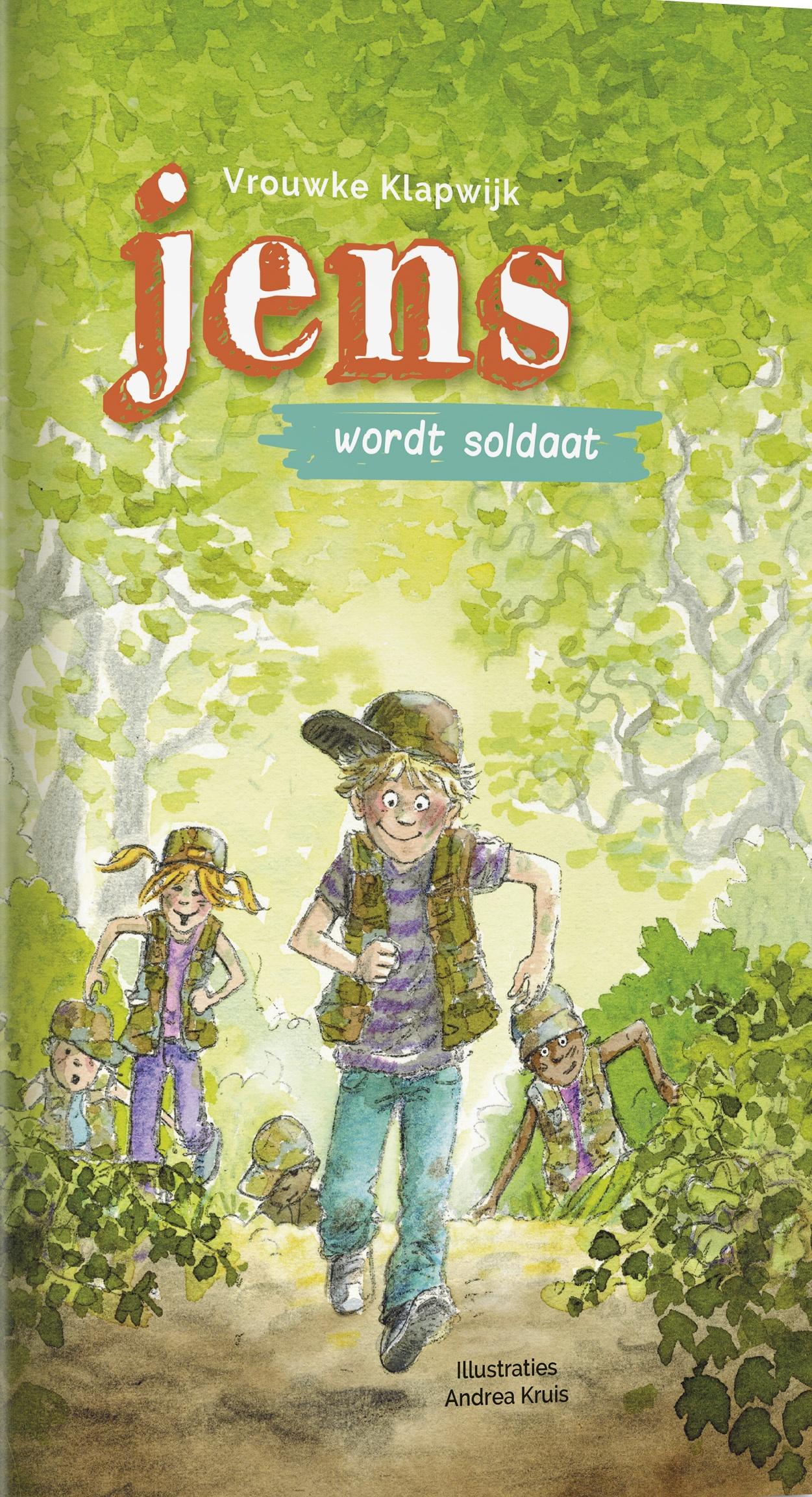 Review: Jens wordt soldaat