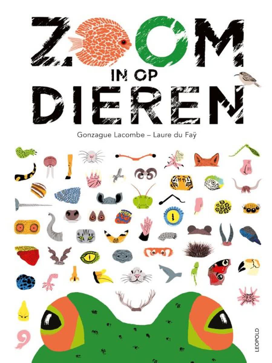Review: Zoom in op dieren