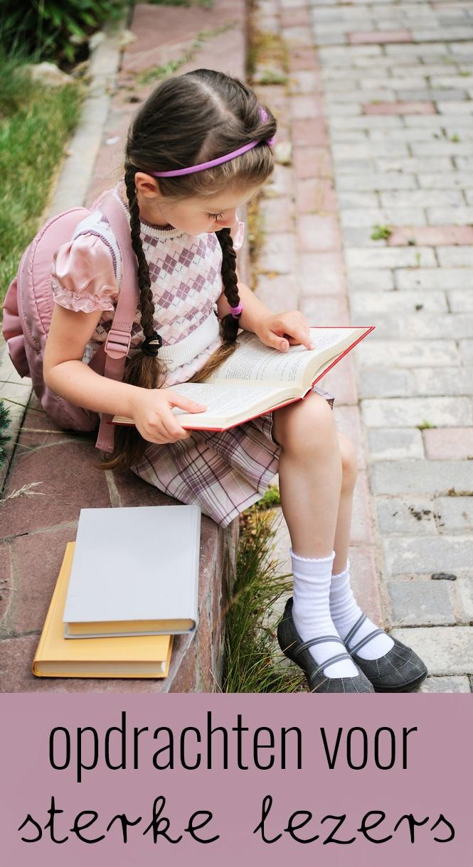 Opdrachten voor sterke lezers in groep 3