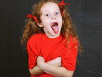 Wat doe je als een kind een grote mond geeft?