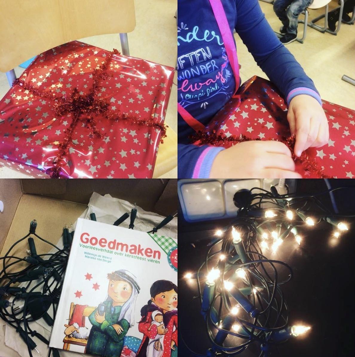 Kerstproject 'Goedmaken'