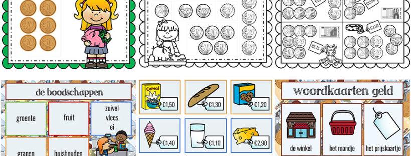 spellenpakket geldrekenen