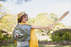 thema Ridders en Jonkvrouwen