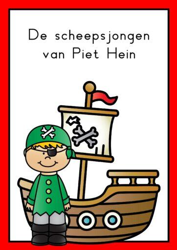 Thema piraten plusboekje