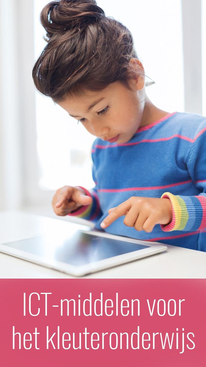 ICT-middelen geschikt voor het kleuteronderwijs