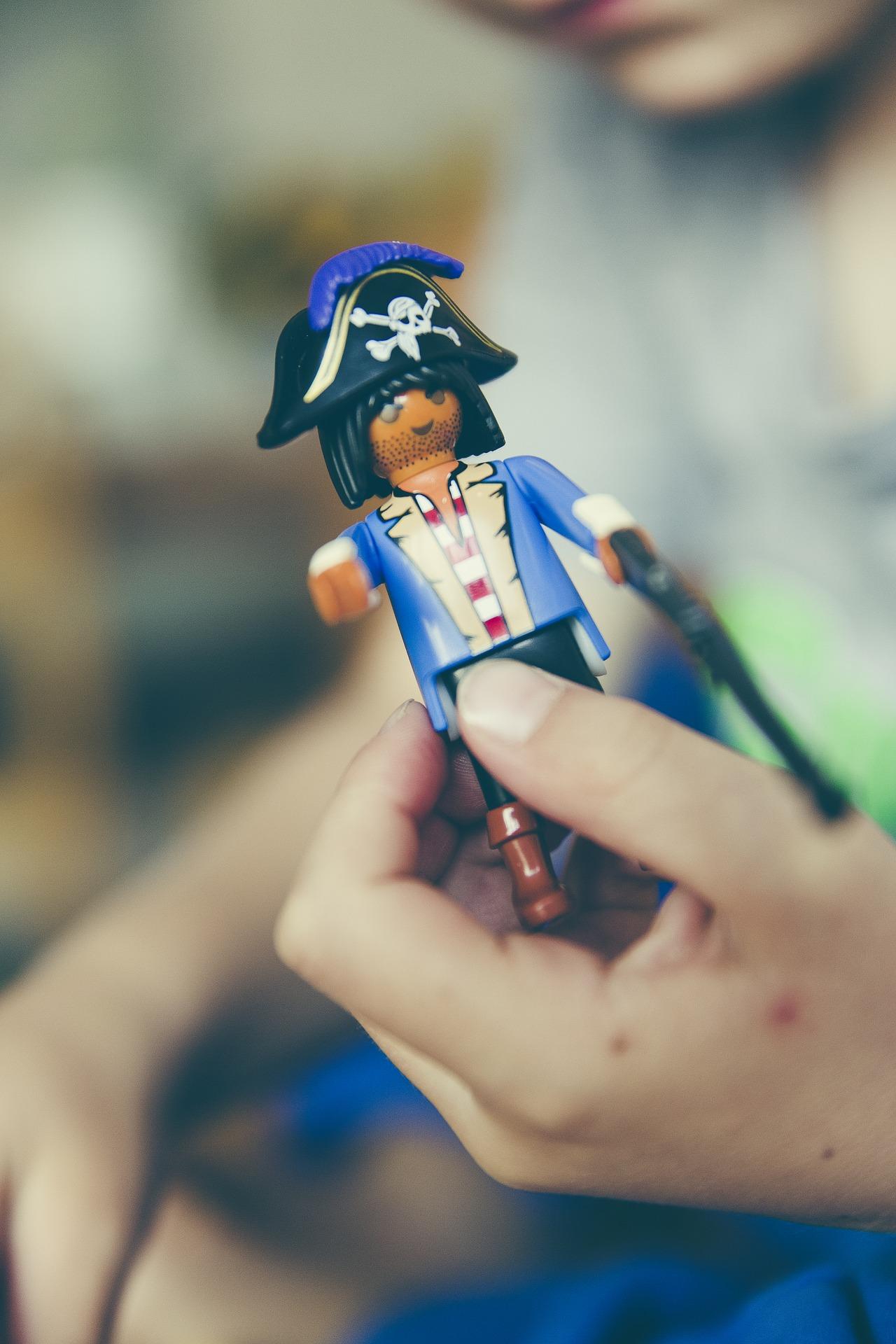 plusboekje piraten