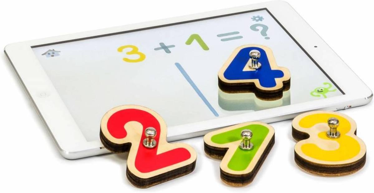 Digitale leermiddelen voor de kleuters