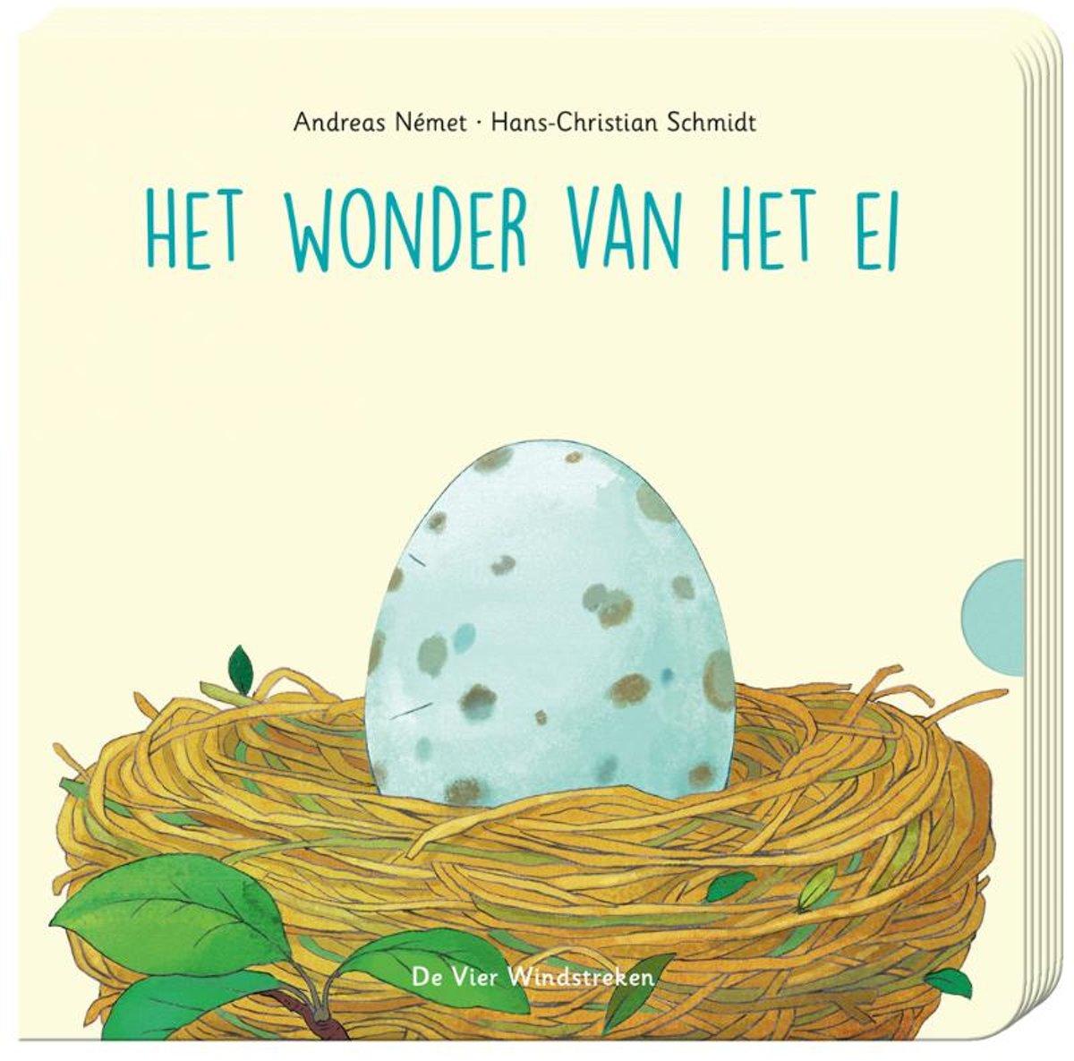 Boekentip: Het wonder van het ei
