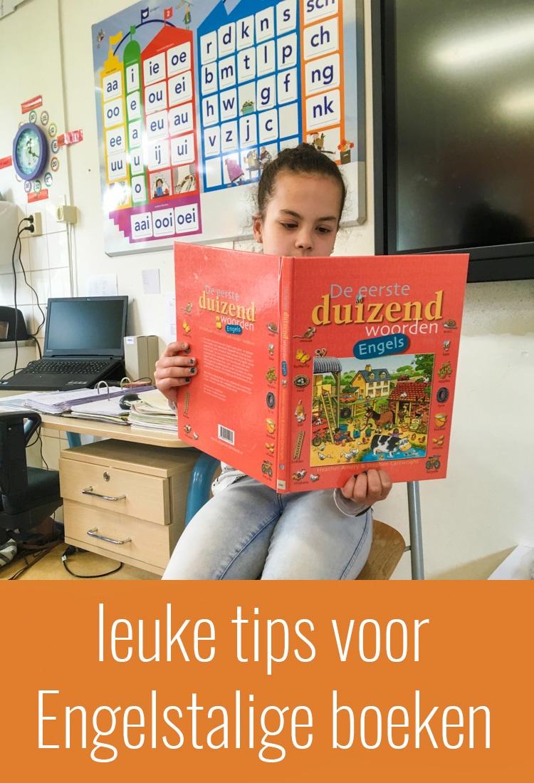 Engelstalige leesboeken voor de basisschool