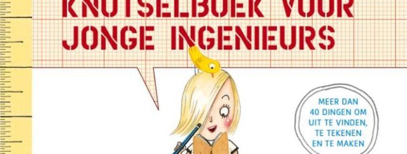 Boekentip: Roza Rozeurs grote werk- en knutselboek voor jonge ingenieurs
