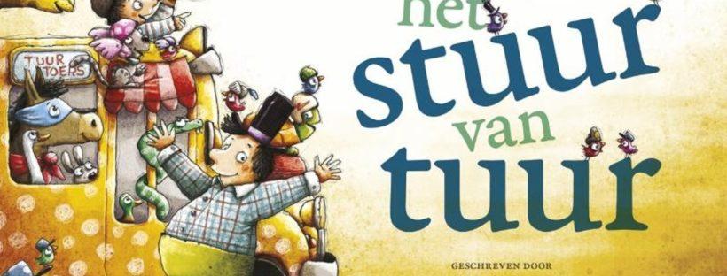 Boekentip: Het stuur van Tuur