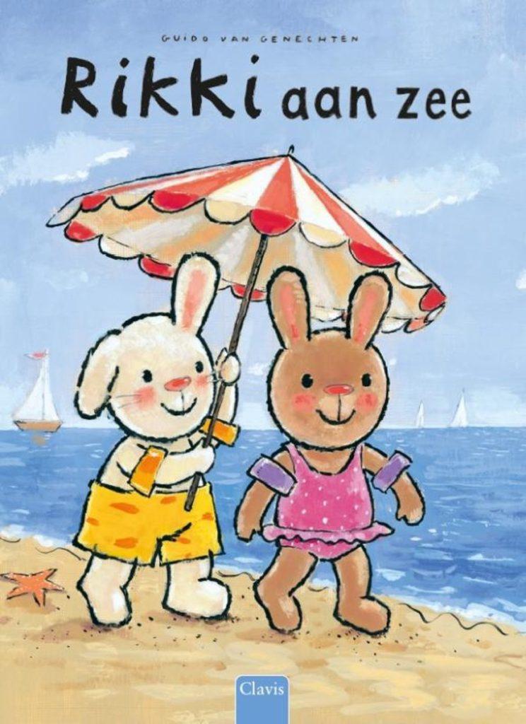Boekentip: Rikki aan zee