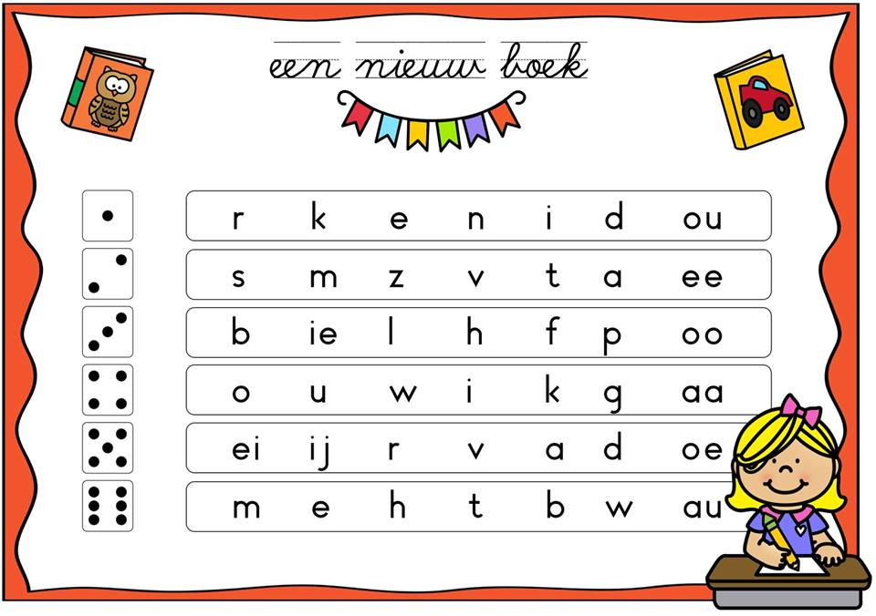 Spellenpakket letters en lezen