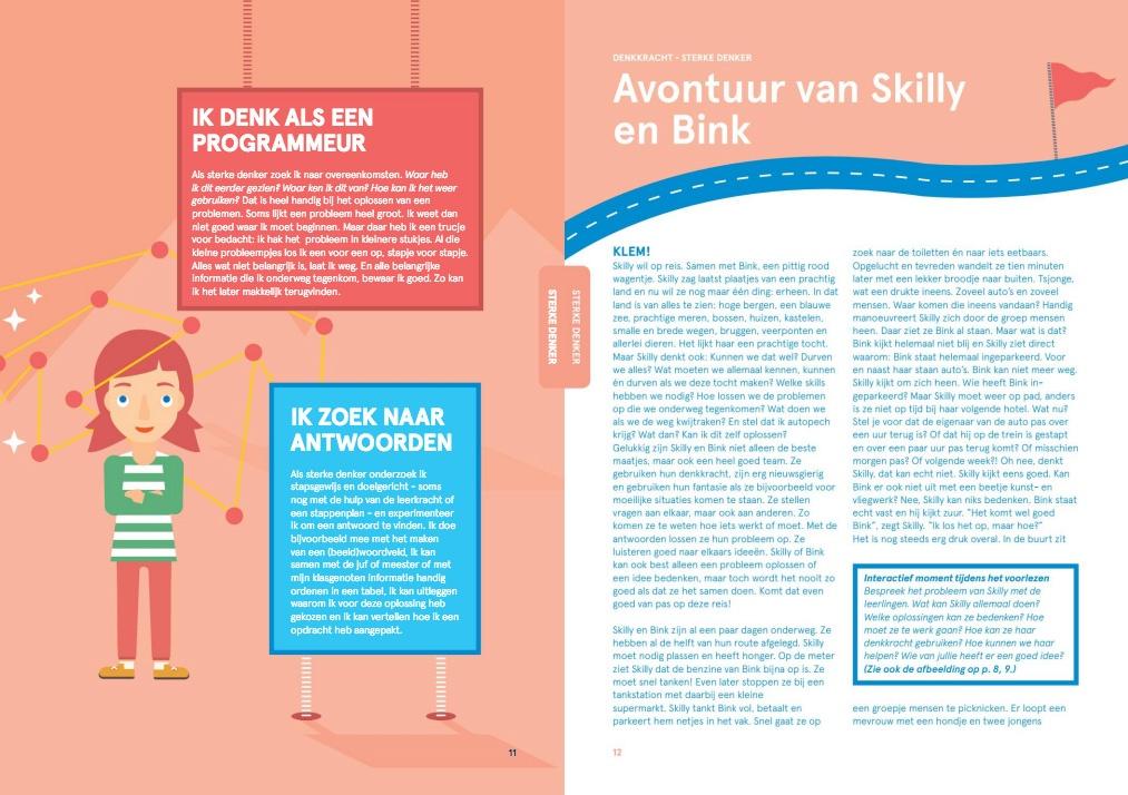 Startboek Skillis- Toekomstgericht leren