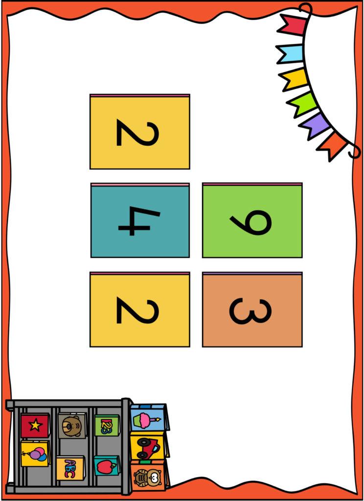 Thema boeken spellen groep 3