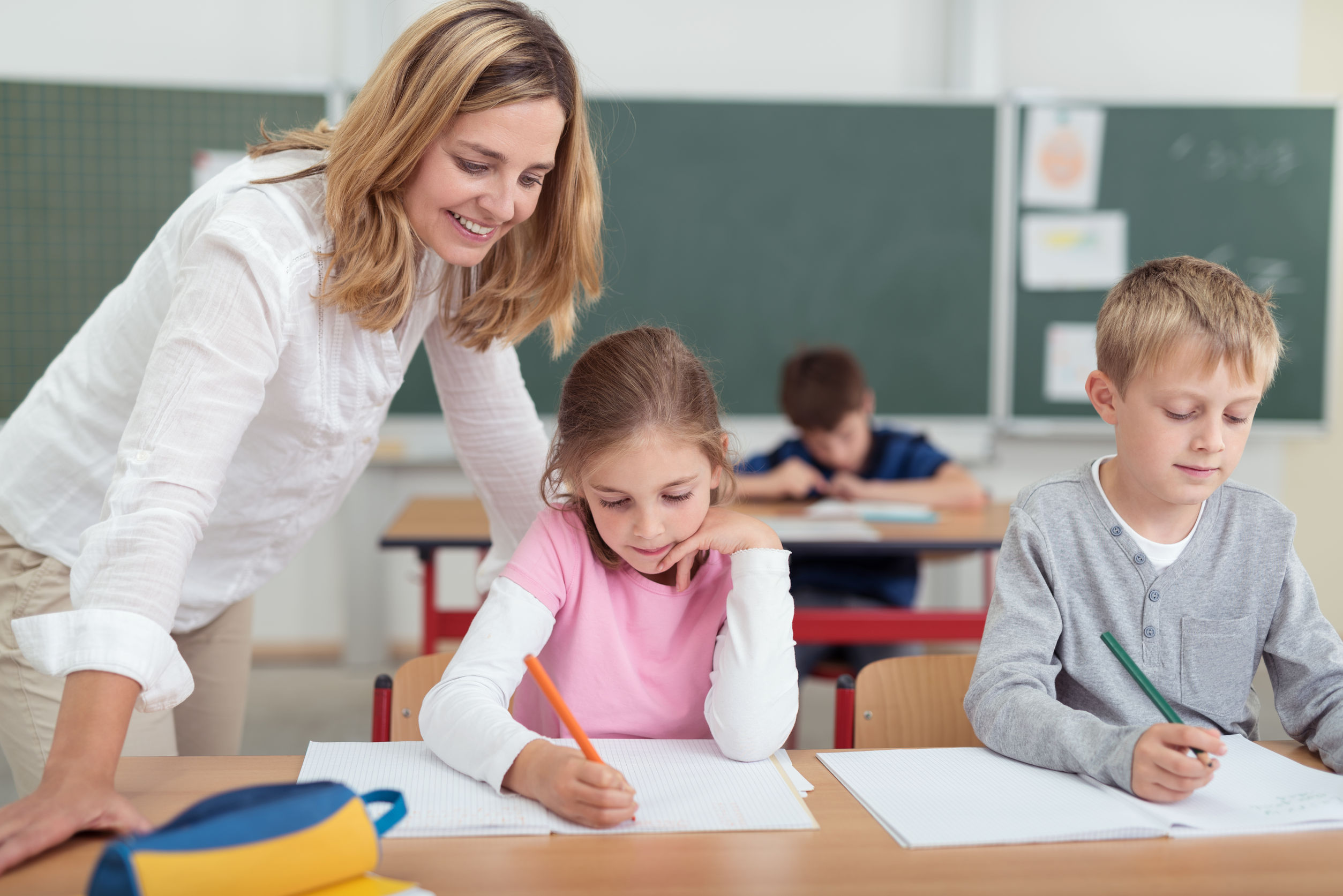 Belang van een goede leerkracht-leerlingrelatie