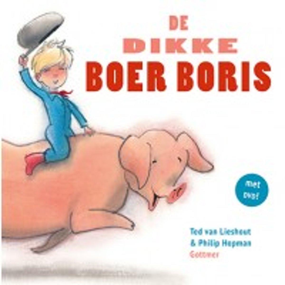 Boekentip: Boer Boris en de olifant