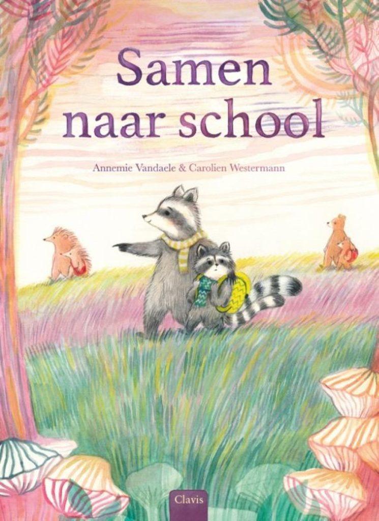 Boekentip: Samen naar school