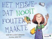Boekentip: Het meisje dat nooit fouten maakte