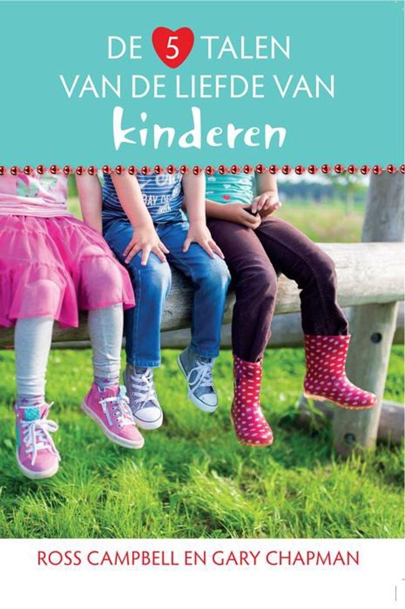 De vijf talen van de liefde voor kinderen