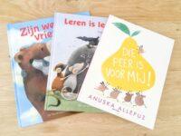 Prentenboeken voor de eerste schoolweken
