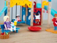 Playmobil aan taalactiviteiten koppelen