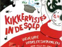 Boekentip: Kikkervisjes in de soep
