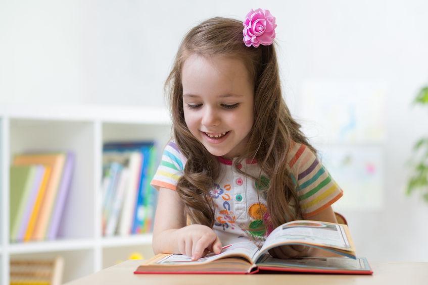 Taal- en leesactiviteiten bij de kleuters
