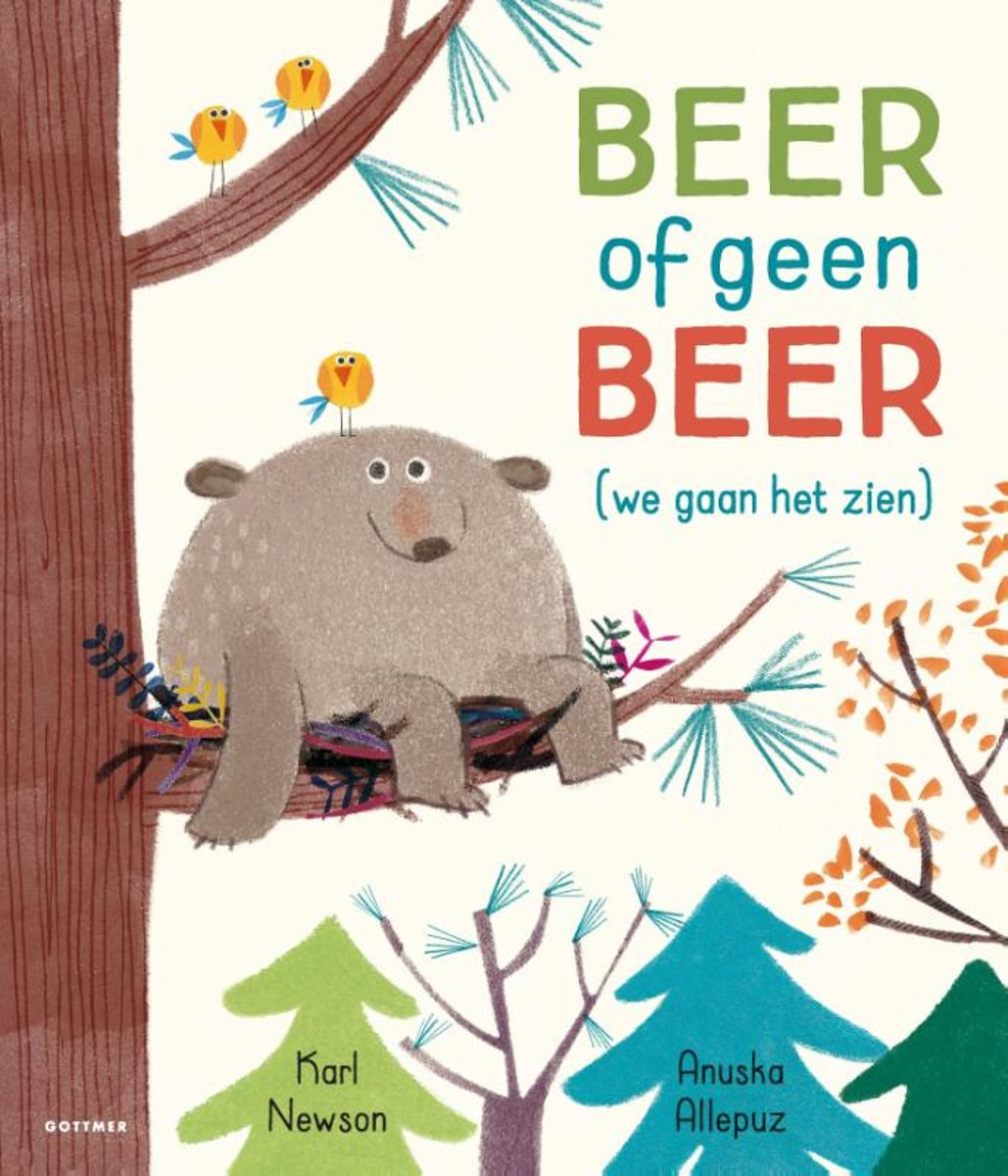 Boekentip: Beer of geen beer (we gaan het zien)