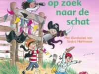Boekentip: Kaat en Ko op zoek naar de schat