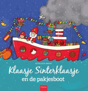 Boekentip: Klaasje Sinterklaas en de pakjesboot