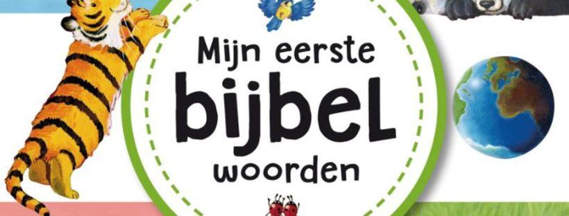 Mijn eerste bijbel woorden