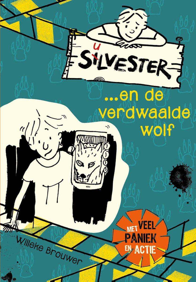 Boekentip: Silvester… en de verdwaalde wolf