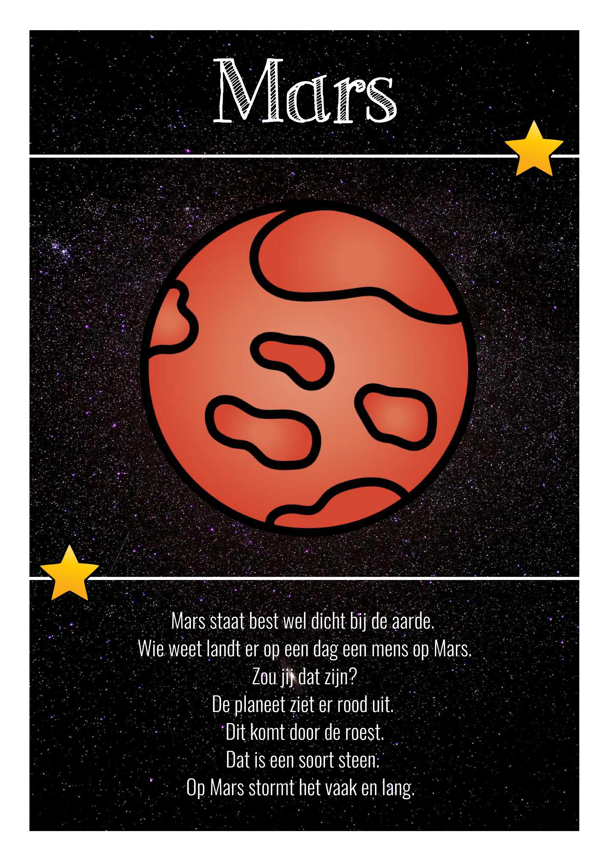 Posters planeten