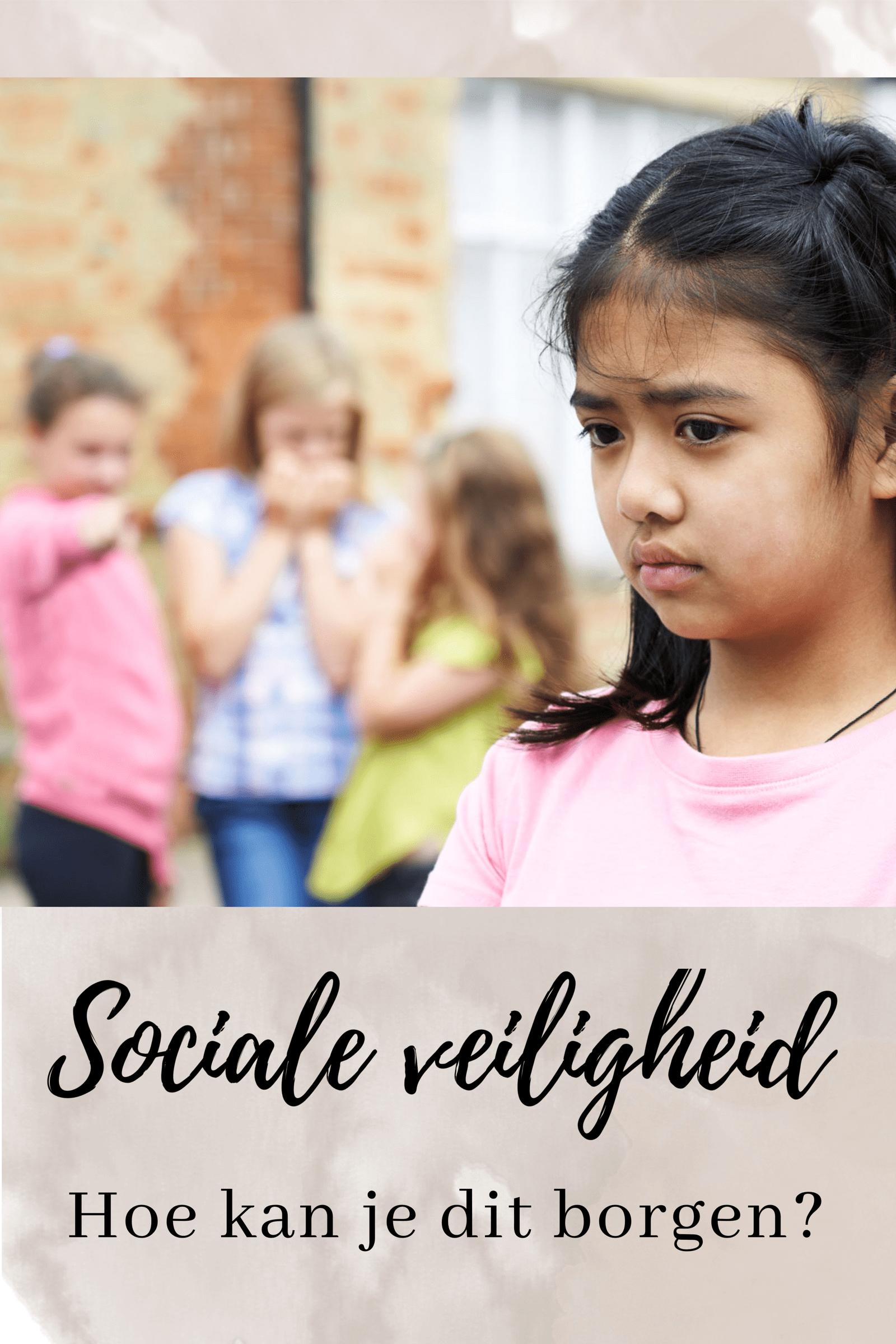 Sociale veiligheid: hoe kan je dit borgen?