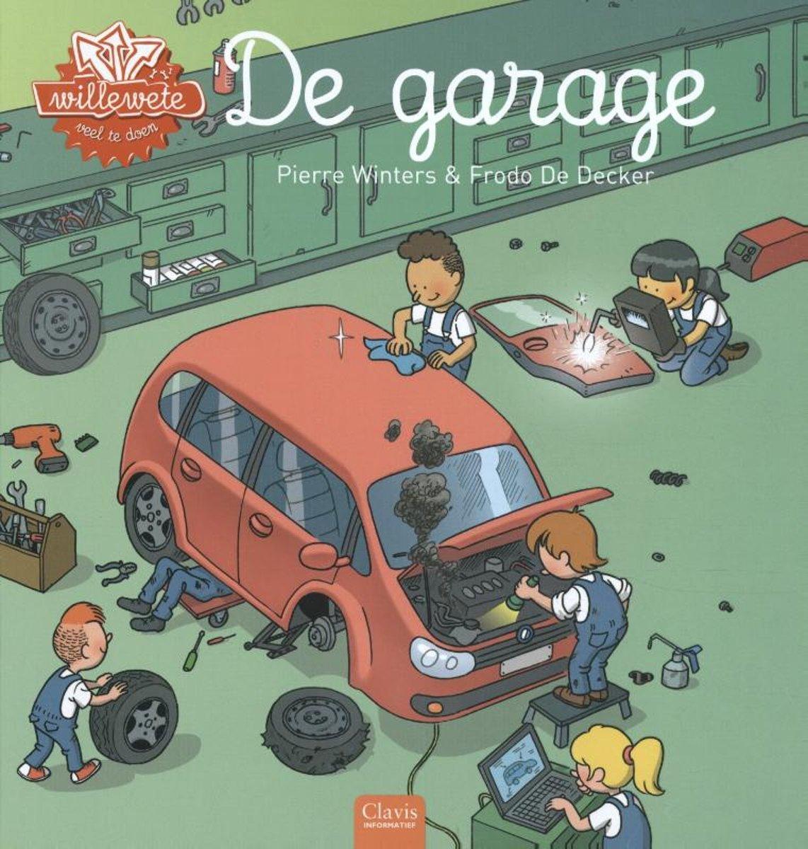 Willewete: De garage