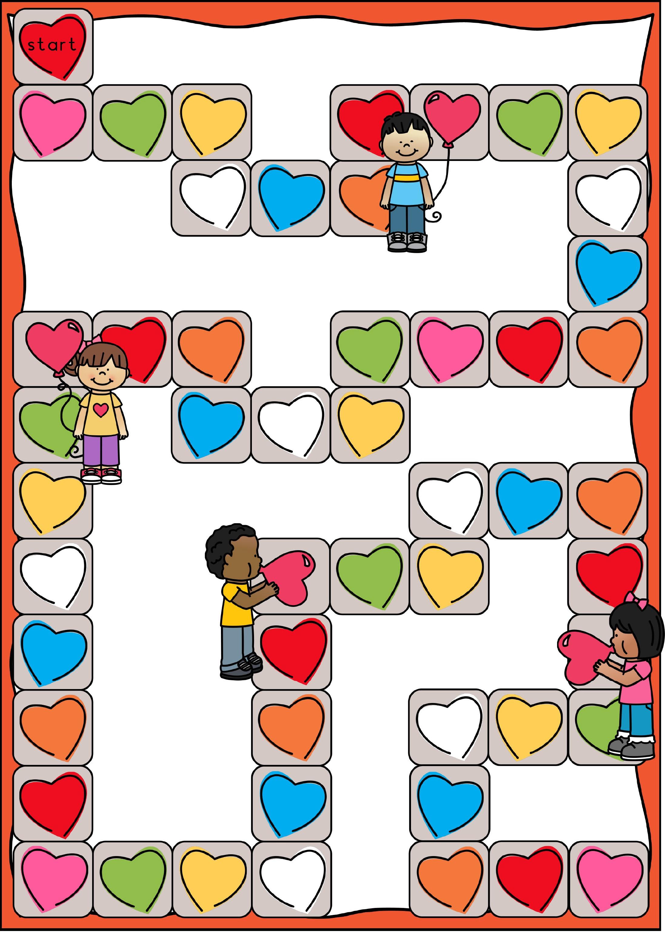 Valentijn spel