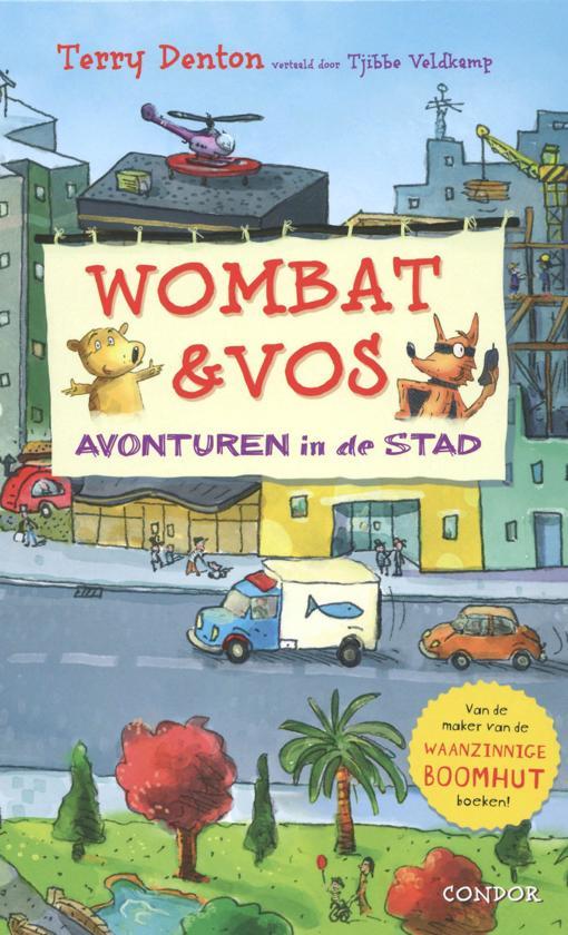 Wombat en Vos