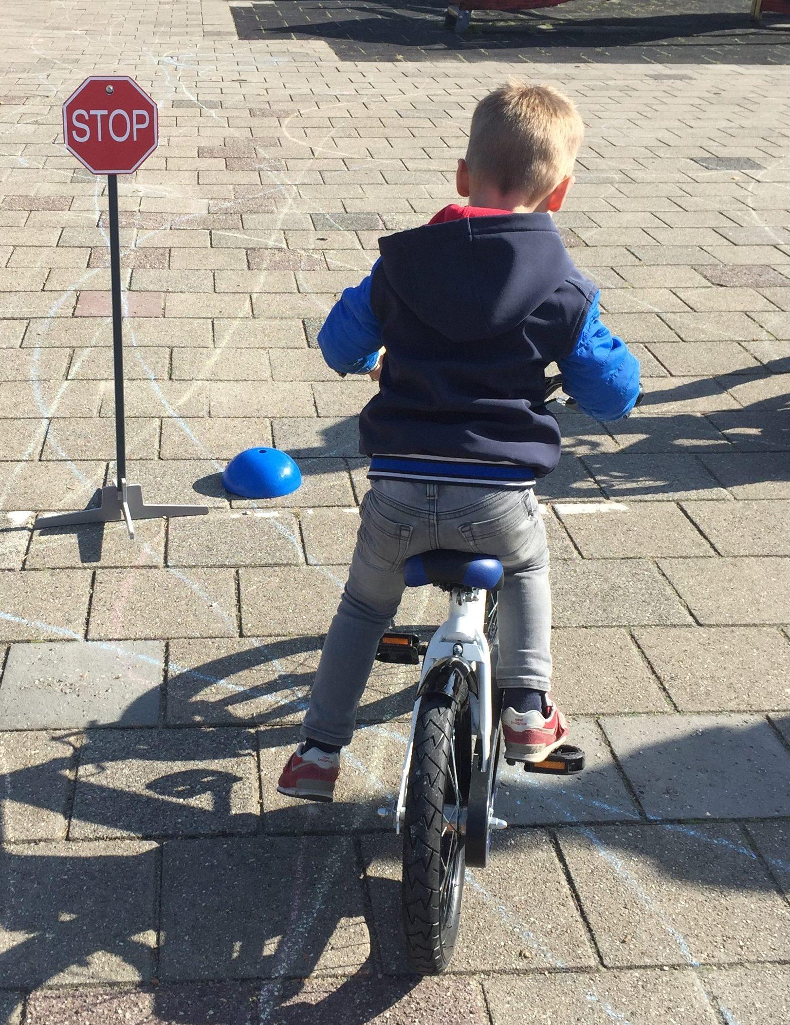 Fietsen(slopers): thema 'de fiets'