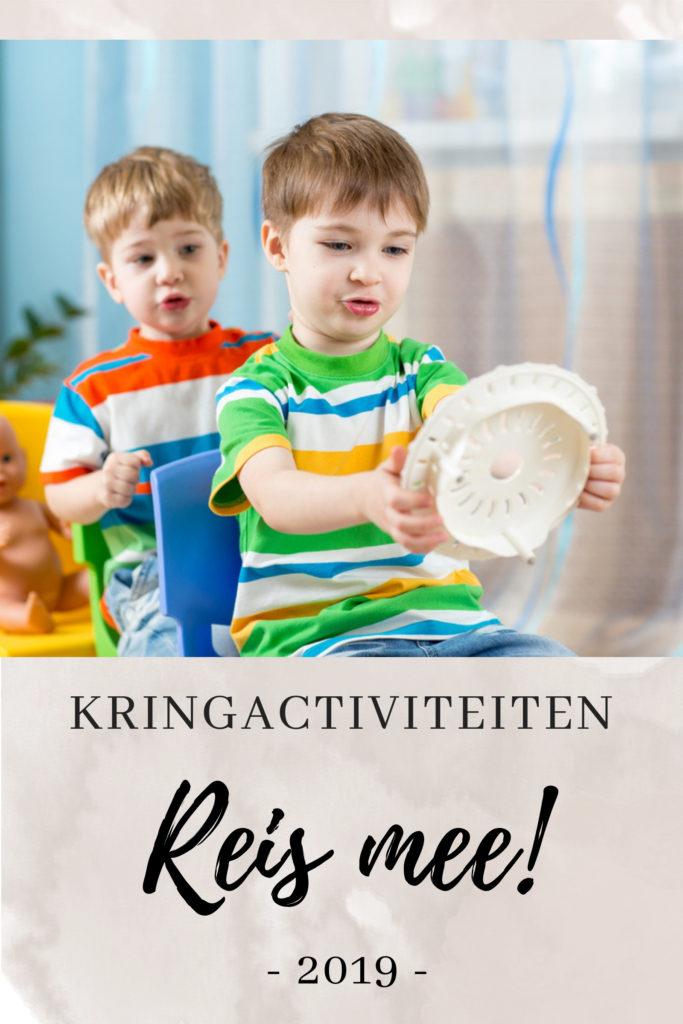 Kringactiviteiten kinderboekenweek 2019