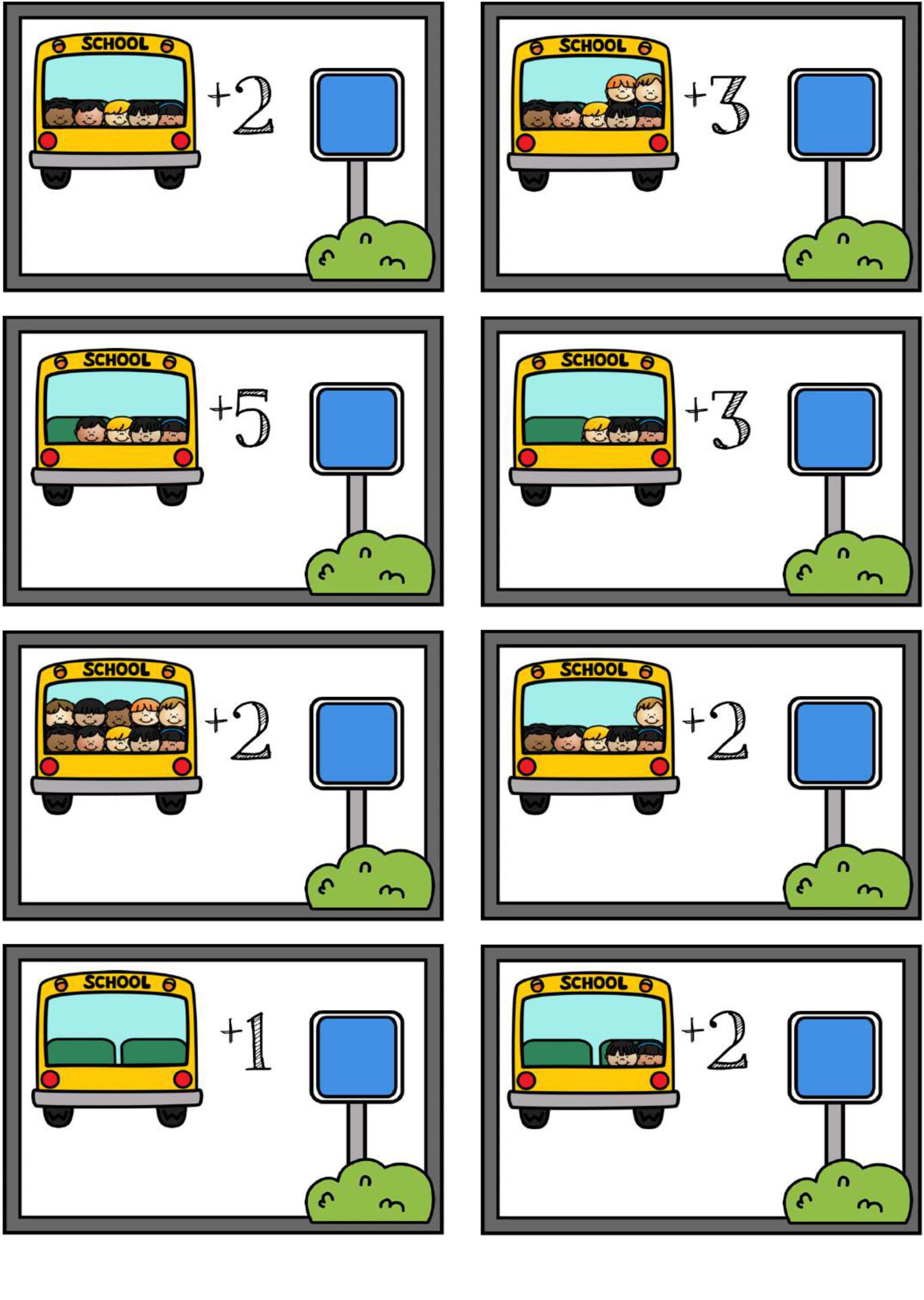 Thema vervoer; spellen voor groep 3