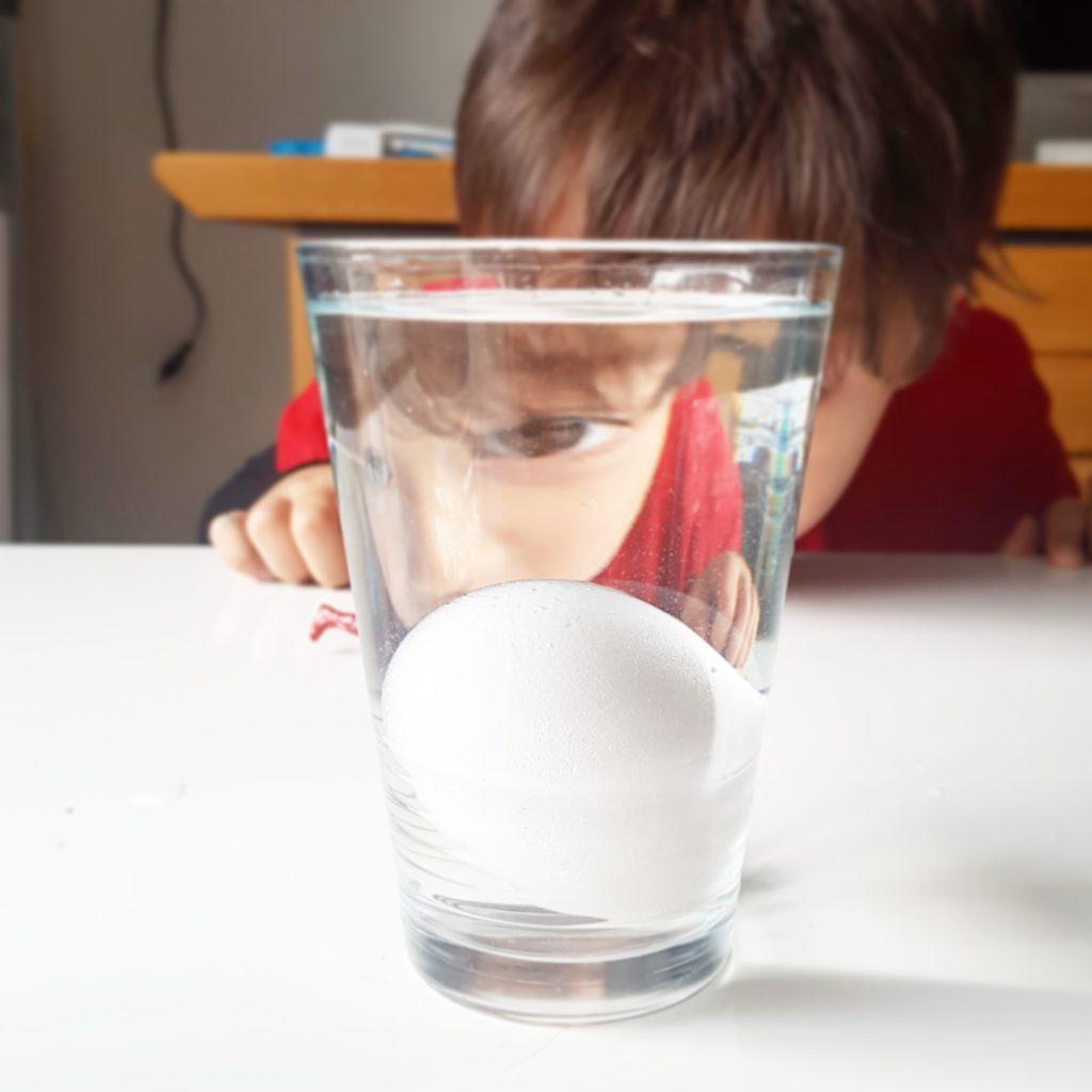 Proefjes en experimenten in de klas