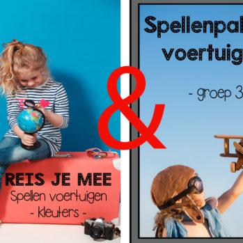 Kinderboekenweek reis mee