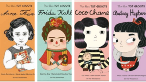 Boekenserie Van klein tot Groots