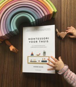 Montessorimethode thuis gebruiken