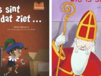 Leesboekjes voor beginnende lezers over Sinterklaas