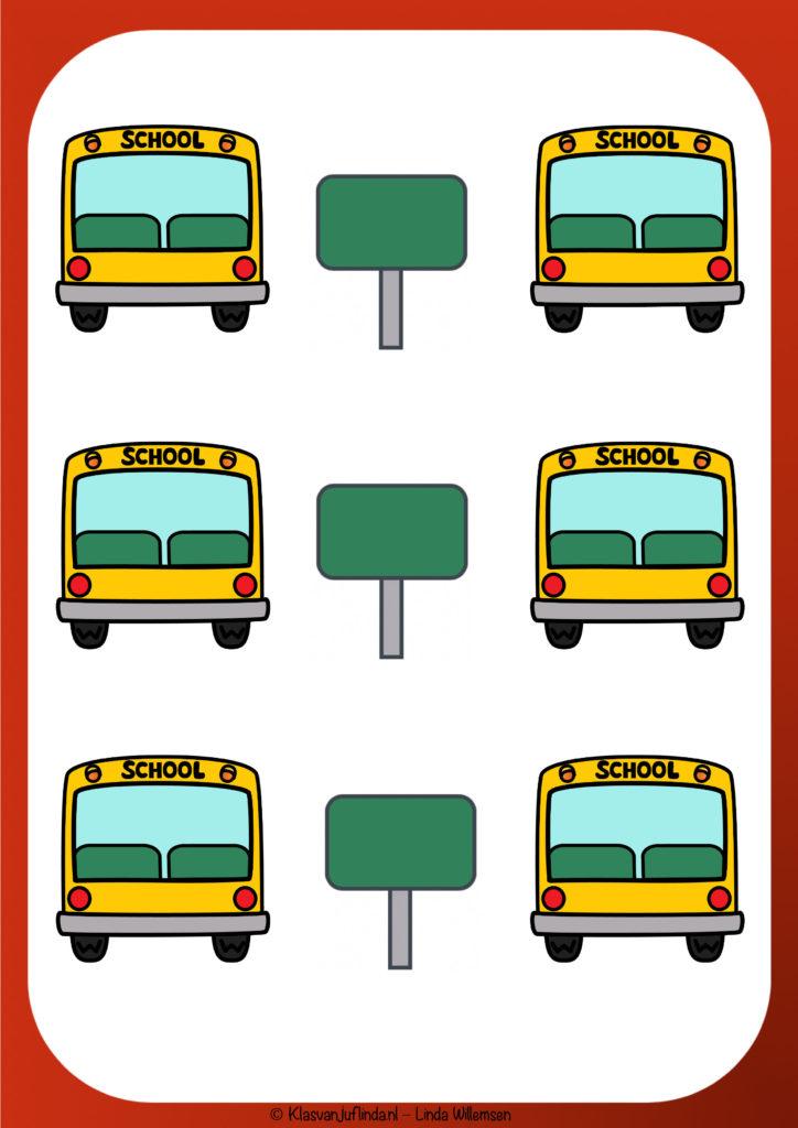 Spelenderwijs bussommen oefenen